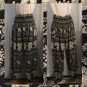 Boho/Gypsy/Harem style 100%cotton pants